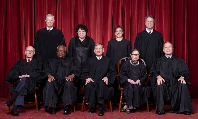 SCOTUS, Supreme Court, Judges, Congress, Executive, Three Branches of Power